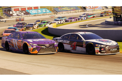 Nascar Heat 3 torrent download v20190220 (2019 Season Update)