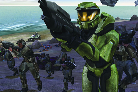 Halo: Combat Evolved is an excellent game, 17 years later ...