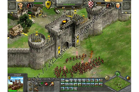Knights Of Honor | Free Download Games