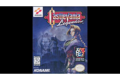 Castlevania Legends ~ Game Over ~ OST - YouTube