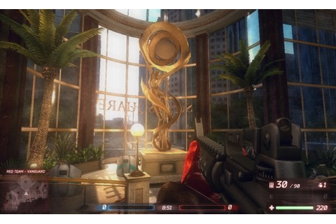Hands-on: Meet Ballistic, a full first-person shooter that ...