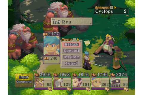 Of Swords and Joysticks: Review #75: Breath of Fire IV