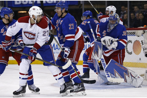 New York Rangers vs. Canadiens Game Five Live Stream Info ...