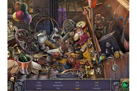 Best Hidden Object Games of 2012 | Unigamesity