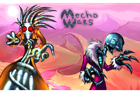 Mecho Wars v1.0 Apk free android game ~ Zone Game Free