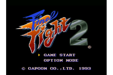 Final Fight 2 Download Game | GameFabrique