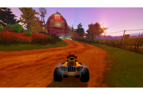 Open source kart racing game, SuperTuxKart, sees 1.0 ...
