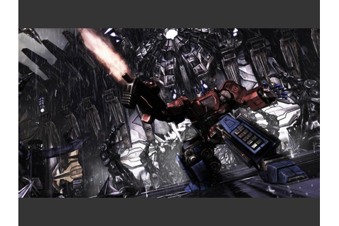 Transformers: War for Cybertron Archives - GameRevolution
