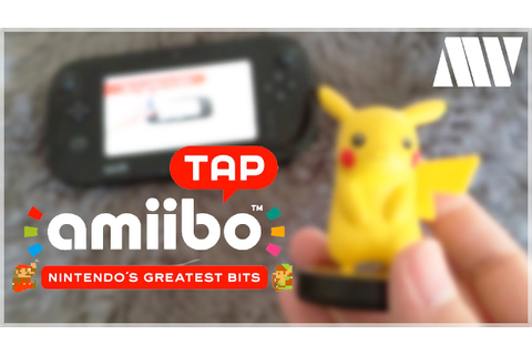 amiibo Tap: Nintendo's Greatest Bits /// First Use feat ...