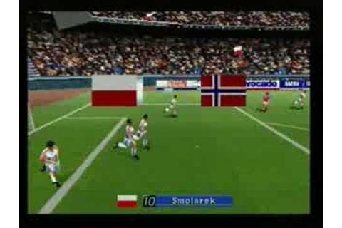 Sega Worldwide Soccer 97 [Sega Saturn] Gameplay (Part 2 ...
