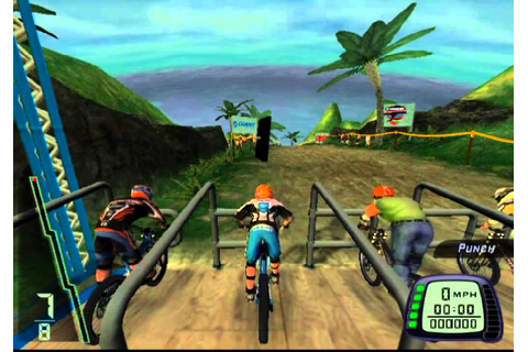 Downhill Domination — Gameplay (PS2) (HD) - YouTube