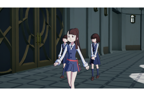 Little Witch Academia: Chamber of Time Release Date ...