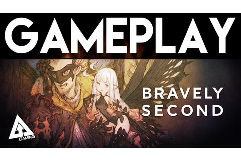 Bravely Second End Layer Gameplay (With images) | Bravely ...