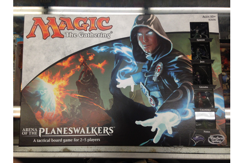 Game Review: Magic: The Gathering–Arena of the ...