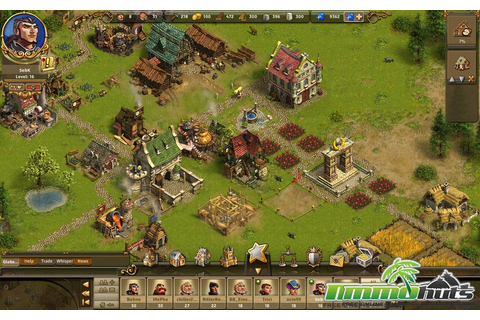 The Settlers Online: Castle Empire | MMOHuts
