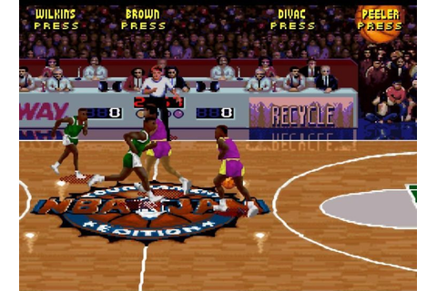 'NBA Jam' Remains Basketball's Most Outrageous Video Game