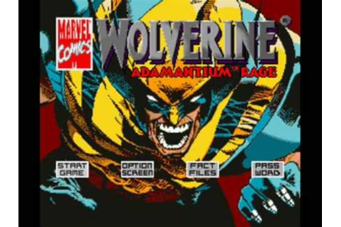 Wolverine:Adamantium Rage Super Nintendo SNES Game For Sale