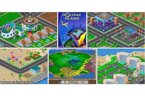 Caiman free games: Holiday Island by Moritz Baer, Niels ...