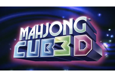See 3DS game Mahjong Cub3D in action