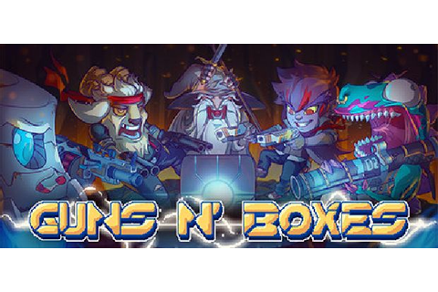 Guns N' Boxes PC Game Overview: