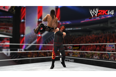 [#17] Kane - WWE 2K14 Entrance and Finisher Video - WWE ...