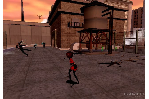 The Incredibles: When Danger Calls (2004 video game)