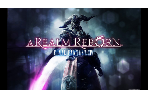 Final Fantasy XIV - A Realm Reborn #01 [Let's Play FR ...
