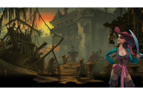 Download Ghost Pirates of Vooju Island Full PC Game
