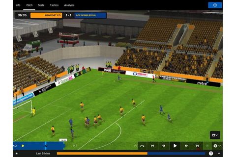 Best Football Management Games for iPhone / iPad to Play ...