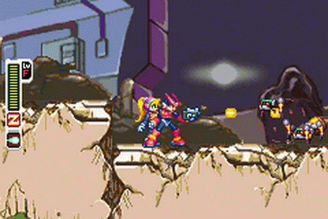 Play Mega Man Zero Nintendo Game Boy Advance online | Play ...