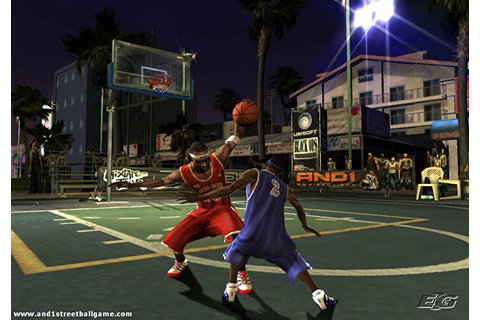 streetball games Gallery