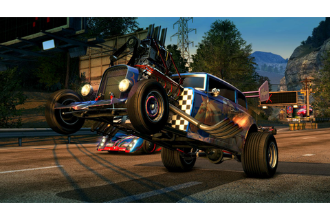 Burnout Paradise Isn't The Burnout Game That Needed ...