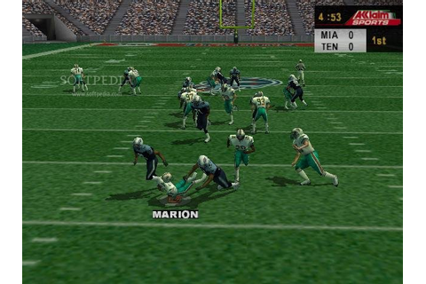 NFL Quarterback Club 2000 Game Free Download