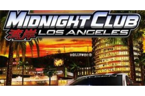 Midnight Club: Los Angeles (Complete Edition) | PS3 ISO ...