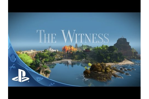 The Witness Game | PS4 - PlayStation