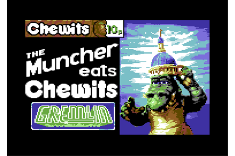 Download The Muncher (Commodore 64) - My Abandonware