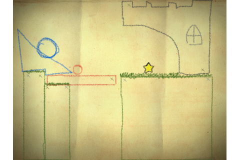 Crayon Physics Deluxe : The Best Indie Game Reviews Around