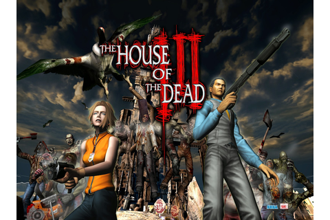 Games PC MINI File: The House Of The Dead 1-3