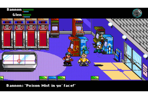 River City Ransom Underground New Gameplay Video Showcases Complex ...