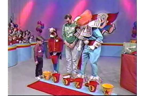 Anthony and Tony on the Bozo Show - YouTube
