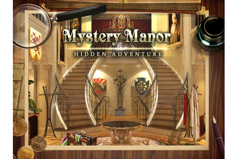 Mystery Manor: Hidden Adventure HD on the App Store
