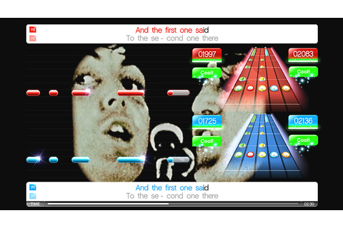 SingStar Guitar › Games-Guide