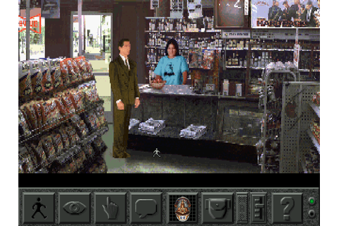 Daryl F. Gates Police Quest: Open Season DOS Gotta make a pit-stop for ...