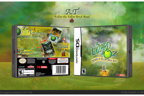 The Wizard of Oz: Beyond the Yellow Brick Road Nintendo DS ...