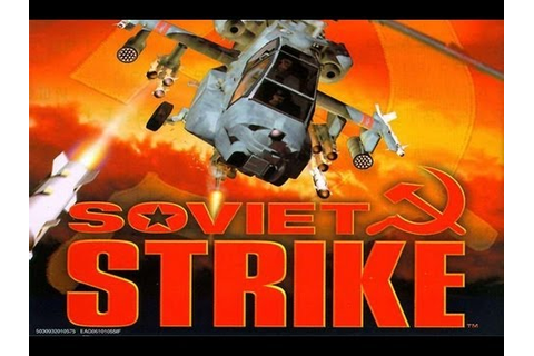 CGRundertow SOVIET STRIKE for PlayStation Video Game ...