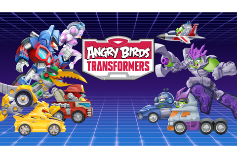 Angry Birds Transformers - Android Apps on Google Play