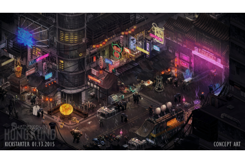 Shadowrun: Hong Kong - Teaser : Games