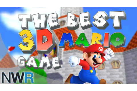 The Best 3D Mario Game - YouTube