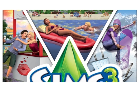 Free pc games download: The Sims 3 Season