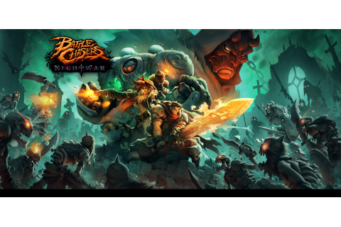 Battle Chasers Nightwar | GAMESLOAD